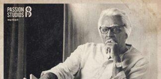 Vijay Sethupathi 25th Movie Seethakathi First look Poster
