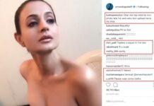 Ameesha Patel Topless Photos