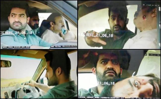 Aravinda Sametha Teaser Leaked Online