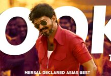 Mersal Declared Asias Best Cinema