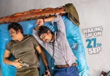 DevaDas First Look Poster
