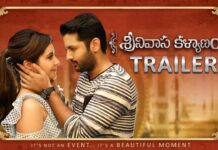 Srinivasa Kalyanam Movie Trailer