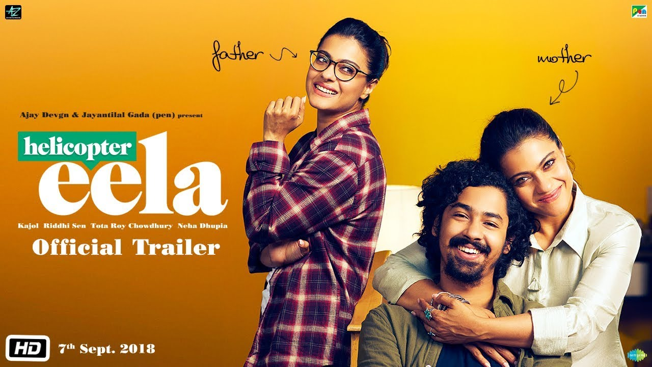 Helicopter Eela official Trailer