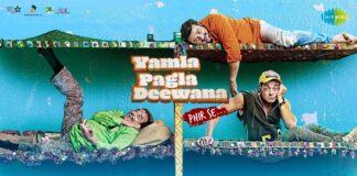 Yamla Pagla Deewana Phir Se Trailer