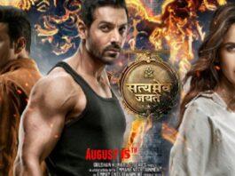 Satyamev Jayate Movie Censor Report