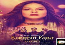 Sunny Leone Biopic Web Series Karenjit Kaur Season 2 Premiere on 18th September