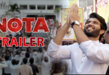 NOTA Official Trailer