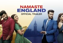 Namaste England Official Trailer