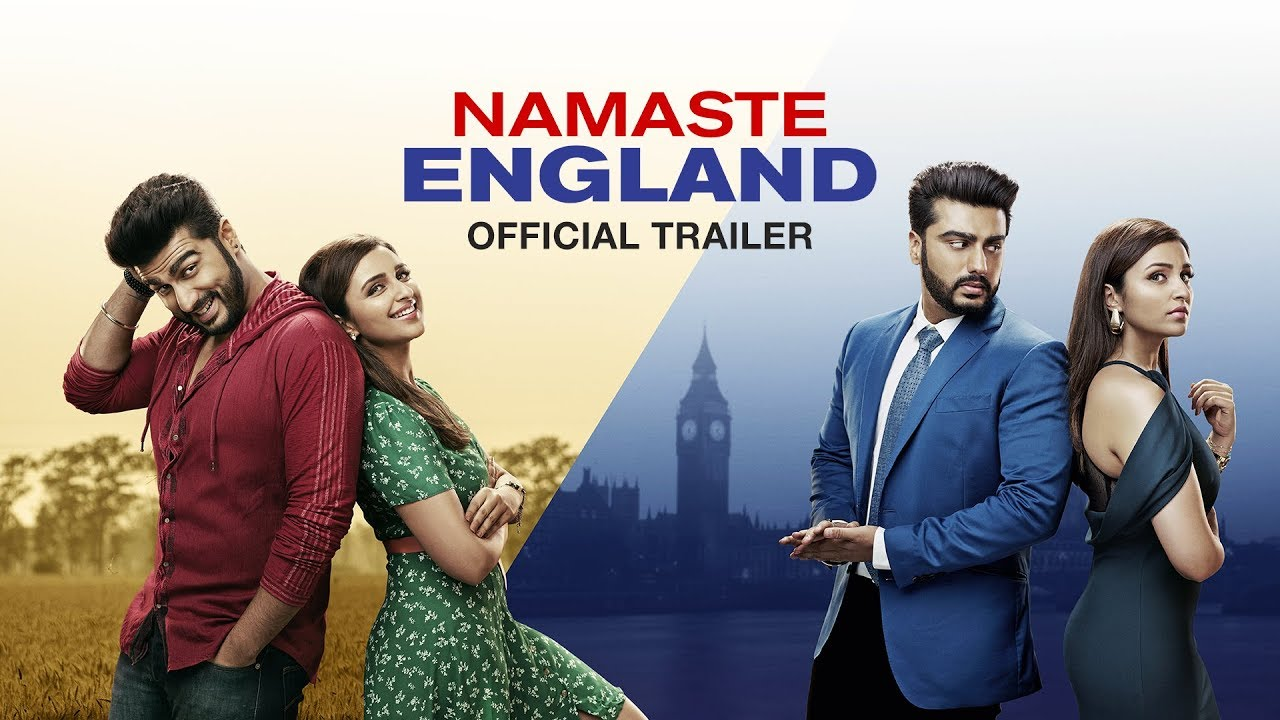 Namaste England Official Trailer | Namaste England Trailer Review