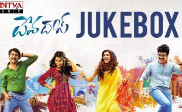 Devadas Movie Jukebox Songs