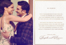 Ranveer Singh and Deepika Padukone Wedding Date Fixed