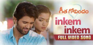 Inkem Inkem Kavale Full Video Song From Geetha Govindam Movie