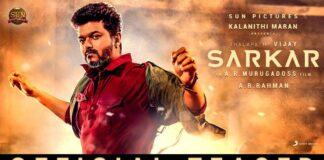 Sarkar Tamil Official Teaser