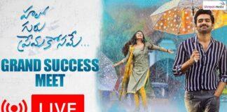 Hello Guru Prema Kosame Movie Success Meet Live