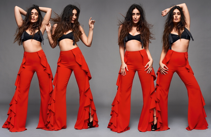 Kareena Kapoor Khan Vogue India 2018 Photoshoot