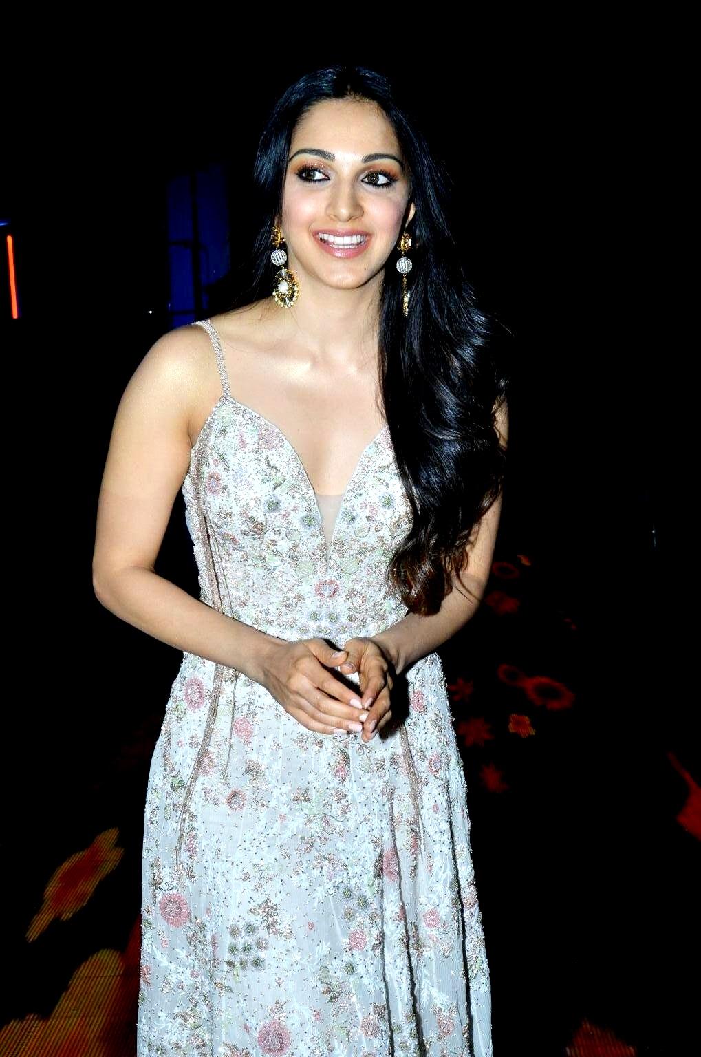 kiara advani images at vinaya vidheya rama movie pre release event southcolors 16