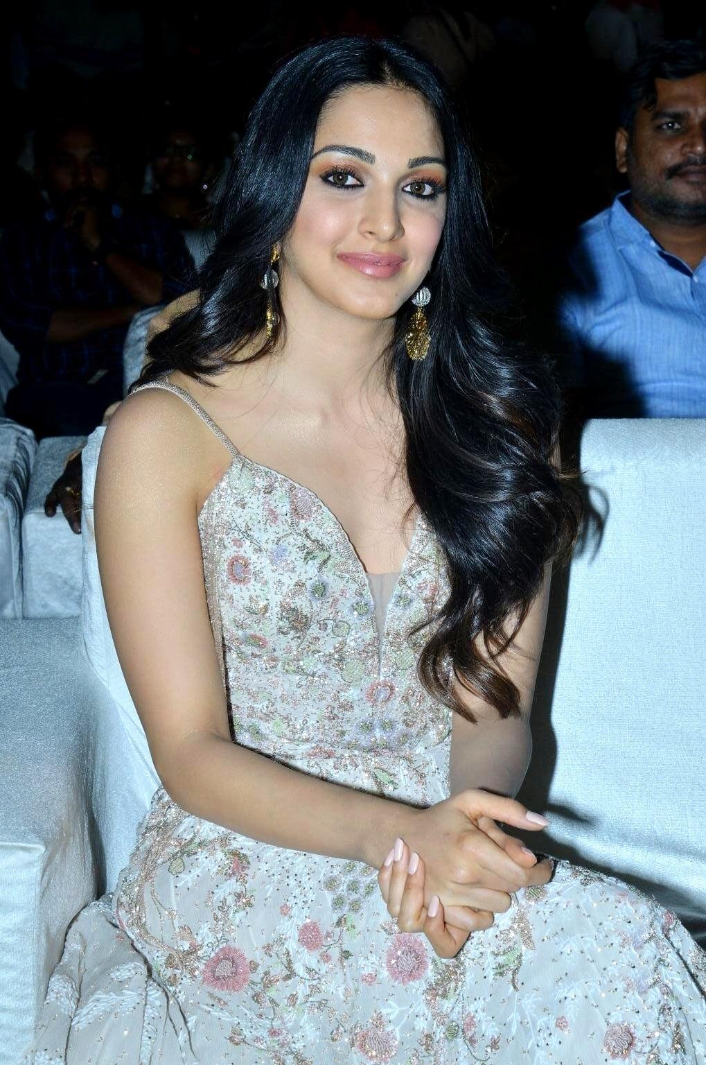 kiara advani images at vinaya vidheya rama movie pre release event southcolors 24