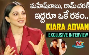 Kiara Advani Interview about Vinaya Vidheya Rama Movie
