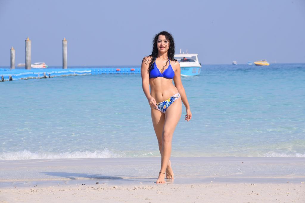 Anketa Maharana Bikini Photos