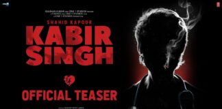 Kabir Singh Movie Teaser