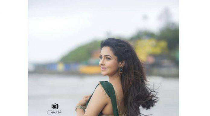 Nandini Rai Hot Photoshoot Stills