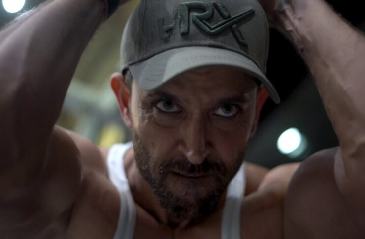 Hrithik Roshan Transformation Video For War Movie