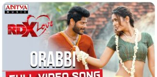 Orabbi Full Video Song From RDX Love Movie