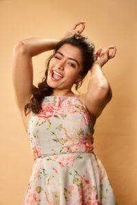 Rashmika Mandanna Cute Expressions Photoshoot Stills 10