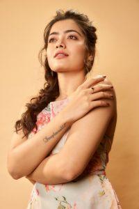 Rashmika Mandanna Cute Expressions Photoshoot Stills 23