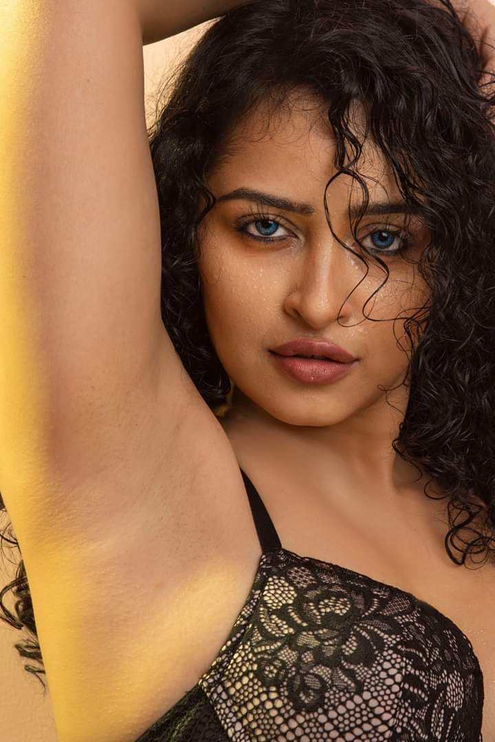 Actress Apsara Rani Photoshoot Stills 16