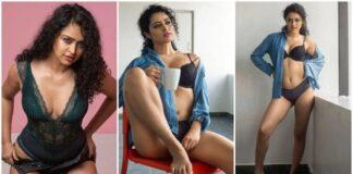 Actress Apsara Rani Photoshoot Stills