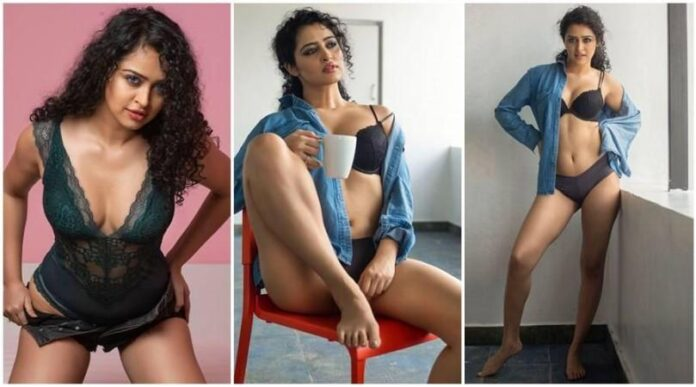 Actress Apsara Rani Photoshoot Stills
