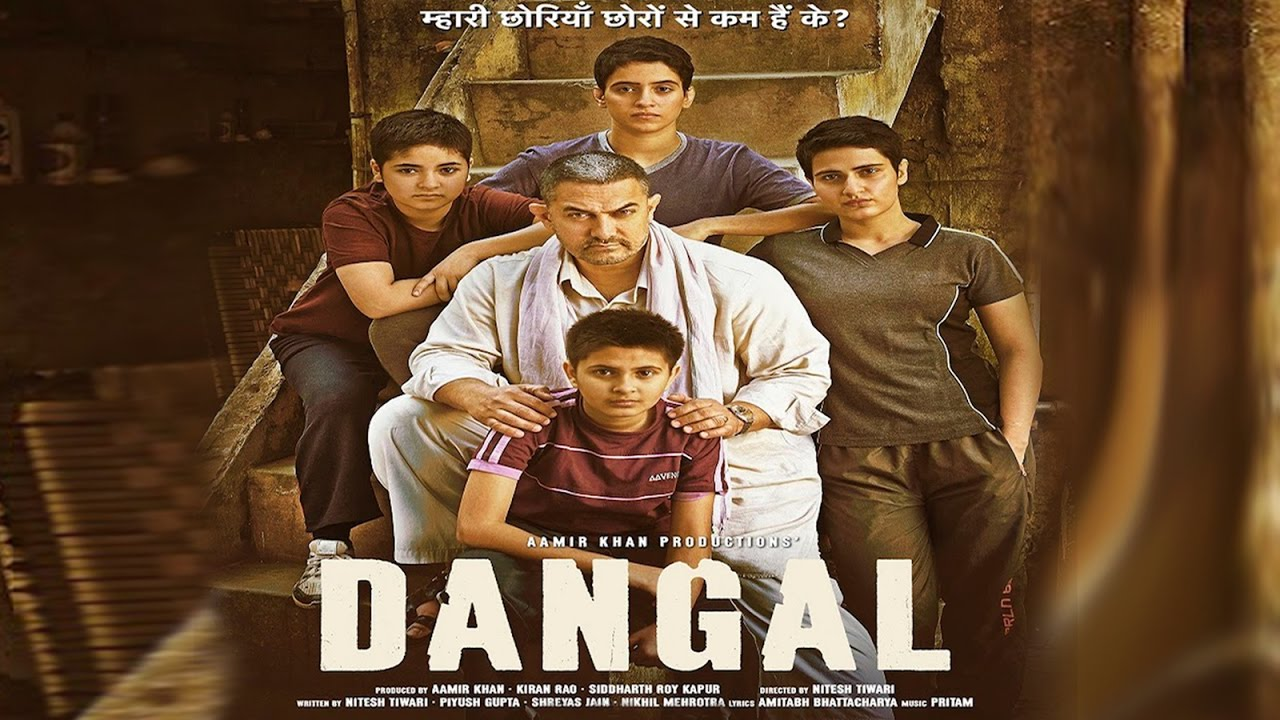 Dangal Telugu Full Movie Watch Online