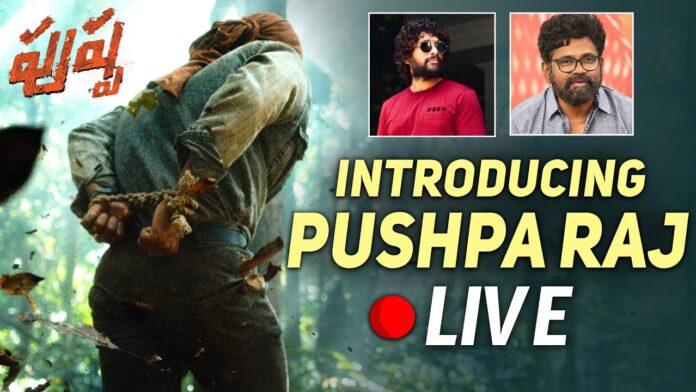 Introducing Pushpa Raj