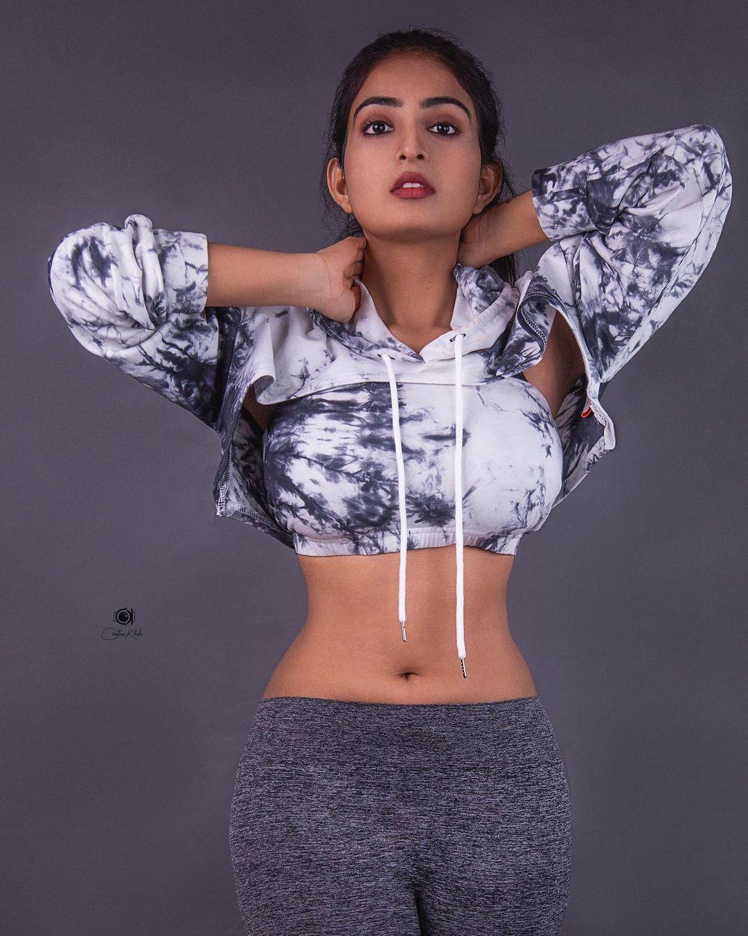 Actress Ananya Nagalla Flaunting Her Hot Curves Southcolors 6