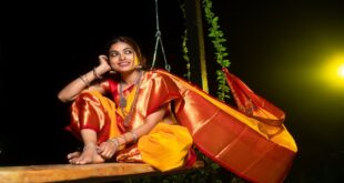 Divi Vadthya Looks Captivating in Saree